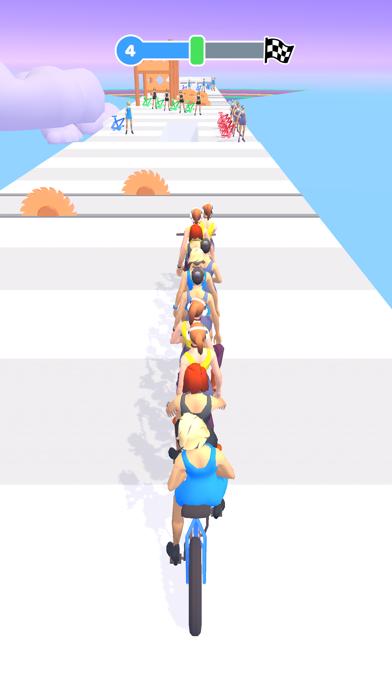 Bike Runners screenshot 3