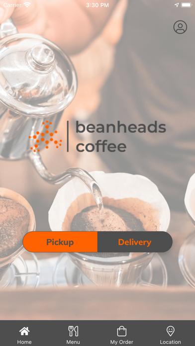 BeanHeads Coffee screenshot 1