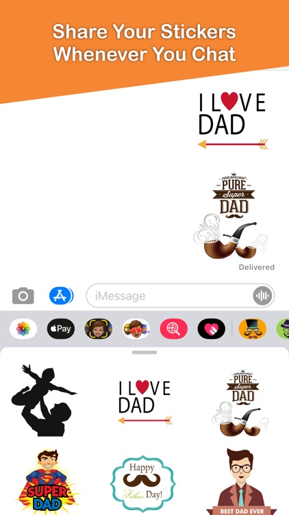 Fathers Day Emojis