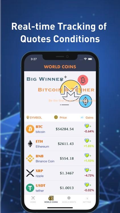 Big Winner: Bitcoin & Tether