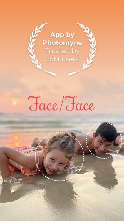 Face/Face Photo Similarity App screenshot-0