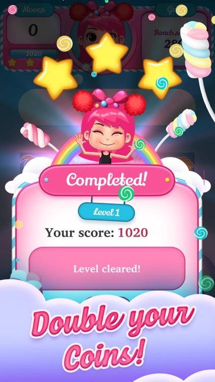 Megan's Cute Candy Celebration screenshot-4