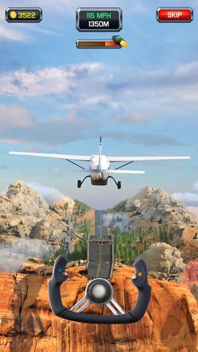Crazy Plane Landing screenshot 2