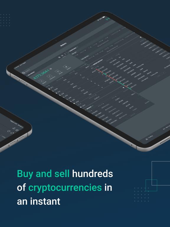 Bitfinex: Trade Digital Assetsのおすすめ画像2