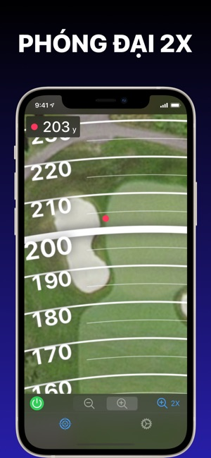 Golf GPS SmoothSwing