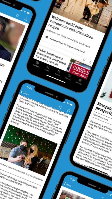 Shropshire Star NewsScreenshot of 5