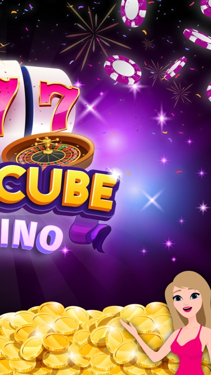 Slotcube Slots Machine Games screenshot-9