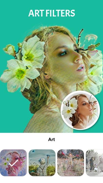 Cartoon face maker:Photo Art screenshot-3