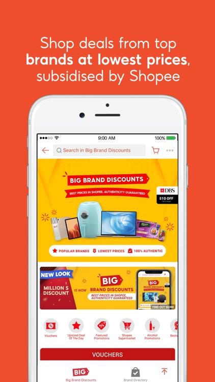 Shopee: #1 Online Platform screenshot-3