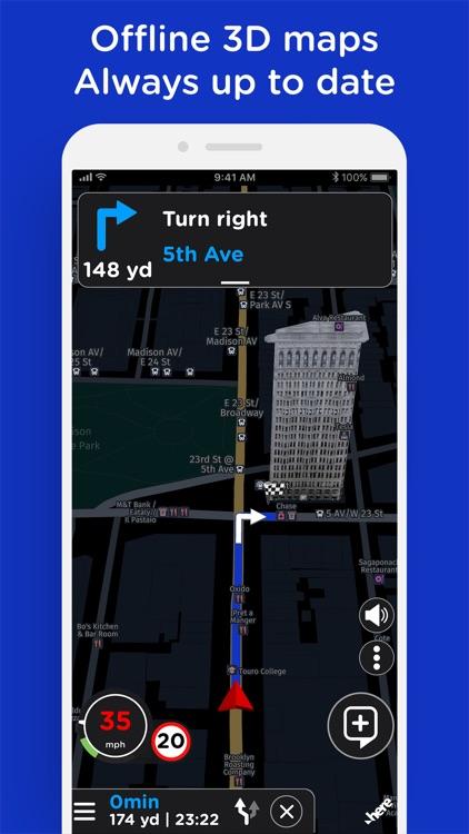 Radarbot: Speed Cameras & GPS screenshot-6