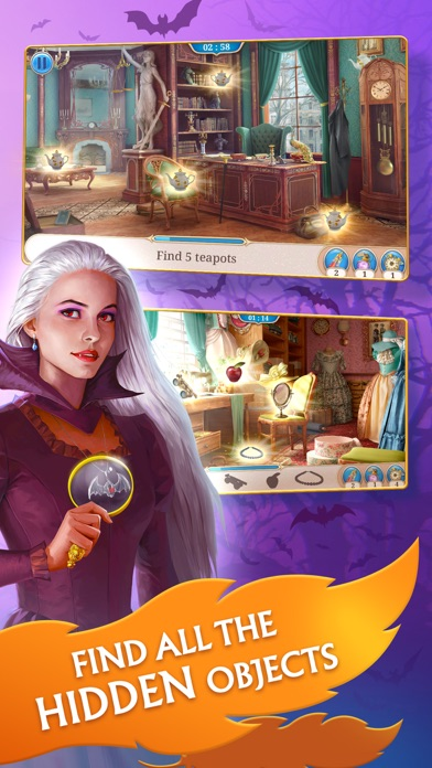 Seekers Notes: Hidden Objects for windows pc