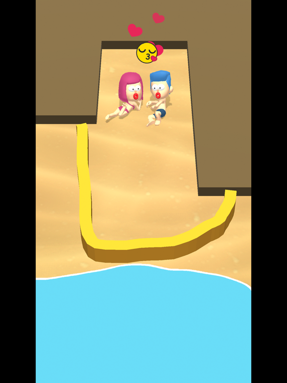 stop the flow! - rescue puzzle screenshot 5