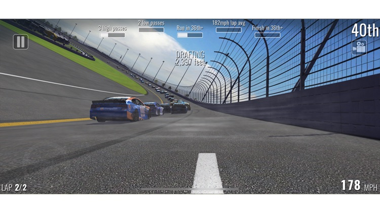 NASCAR Heat Mobile screenshot-5