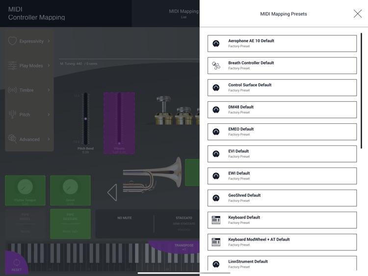 SWAM Trumpet screenshot-4
