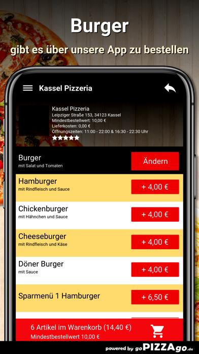 Kassel Pizzeria Kassel screenshot 6