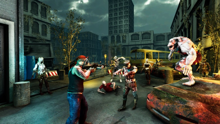 Dead City : Zombie Survival screenshot-4