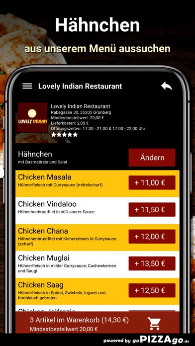 Lovely Indian Grünberg screenshot 5