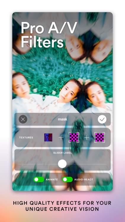 Generate:Video Photo Effects screenshot-0