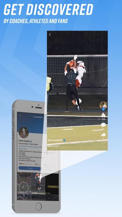 Press Sports: Share Highlights