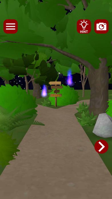 脱出ゲーム 狐火の灯る あやかしの里のおすすめ画像1