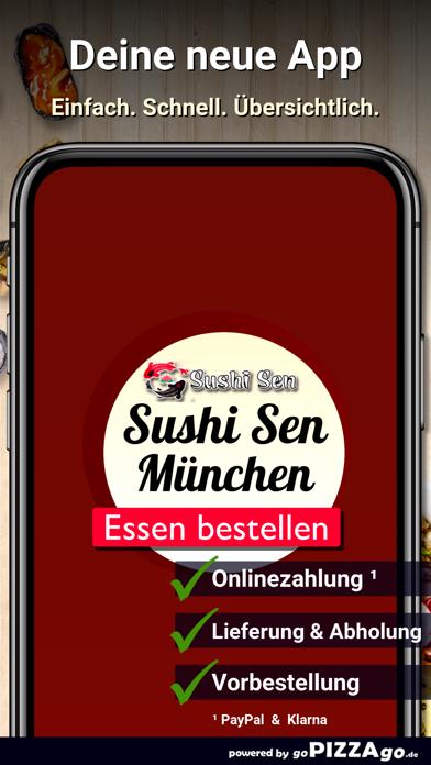 Sushi Sen München screenshot 1