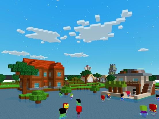 Block Craft World: Craft.io screenshot 12
