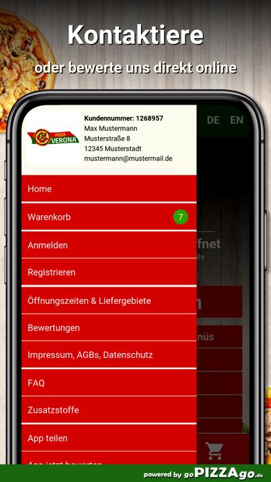 Pizzeria Verona Magdeburg screenshot 3