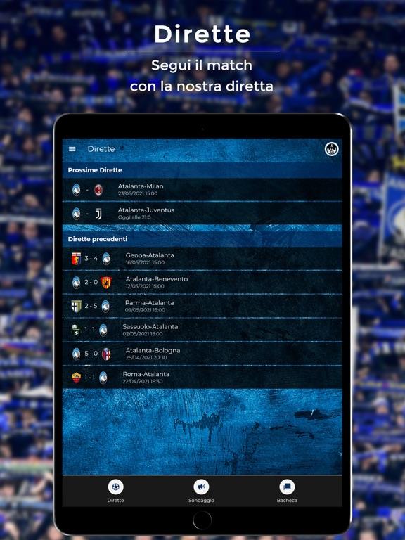 CalcioAtalanta screenshot 7