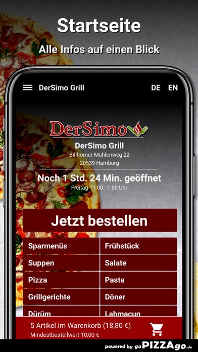 DerSimo Grill Hamburg screenshot 2