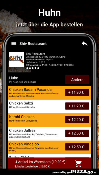 Shiv München Aubing screenshot 5