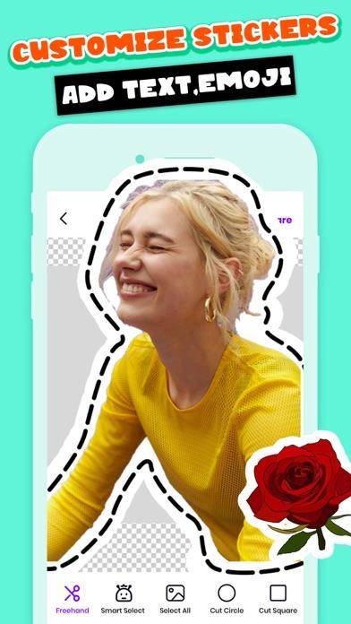 StickerArt - Sticker Makerのおすすめ画像6