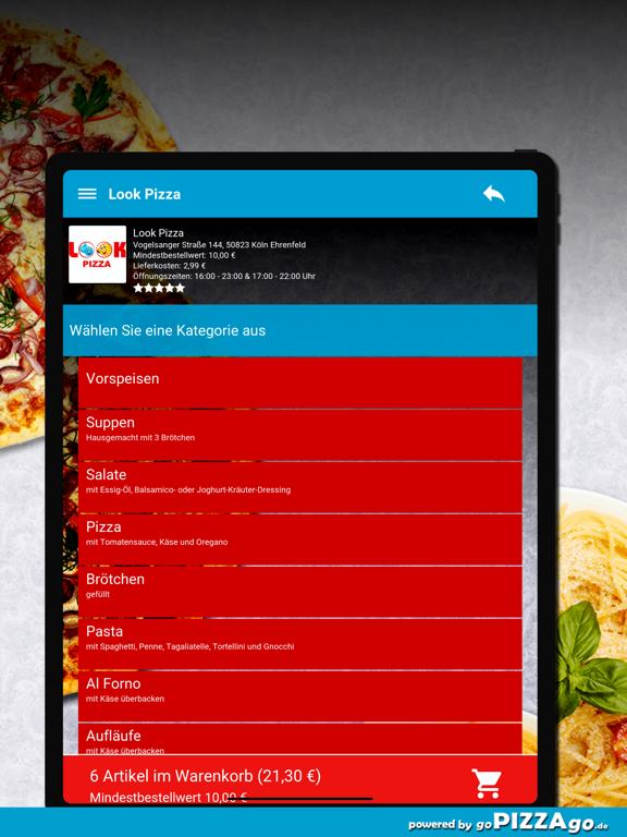 Look Pizza Köln Ehrenfeld screenshot 8