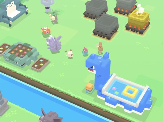Pokémon Quest iPad app afbeelding 5