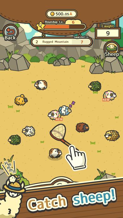 Fluffy Sheep Farm screenshot 2