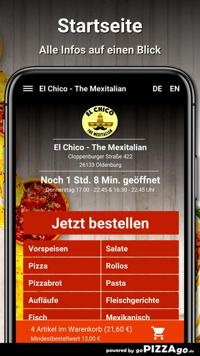 El Chico Oldenburg screenshot 1