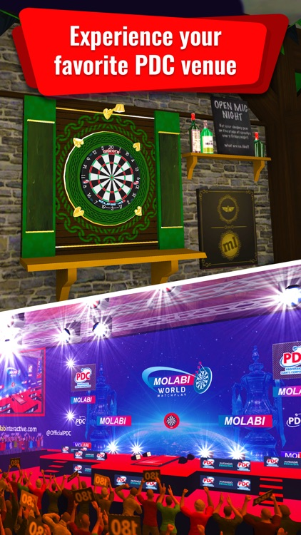 PDC Darts - Official Game screenshot-3