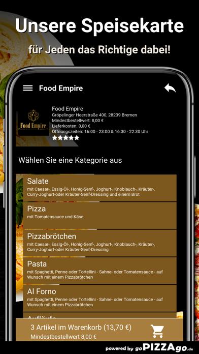 Food Empire Bremen screenshot 4