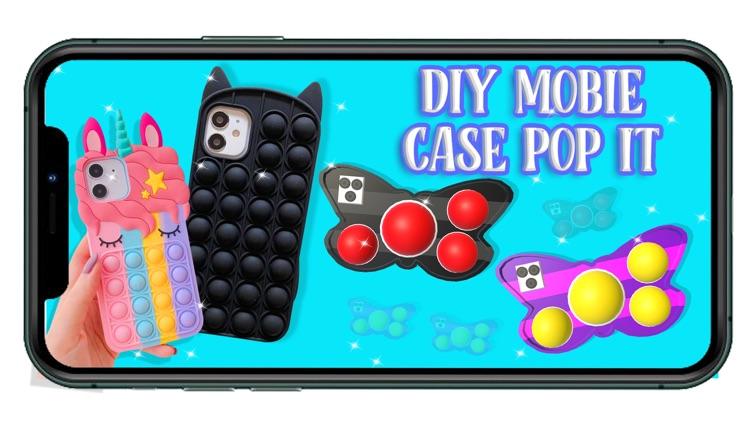 Pop It Phone Case DIY screenshot-5