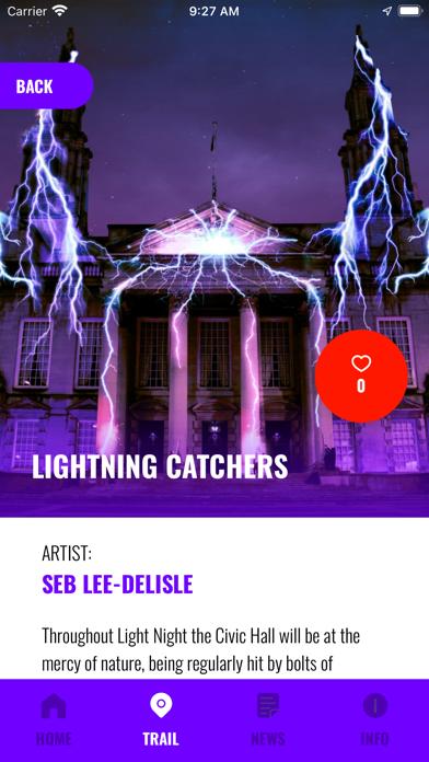 Light Night Leeds 2021 screenshot 2