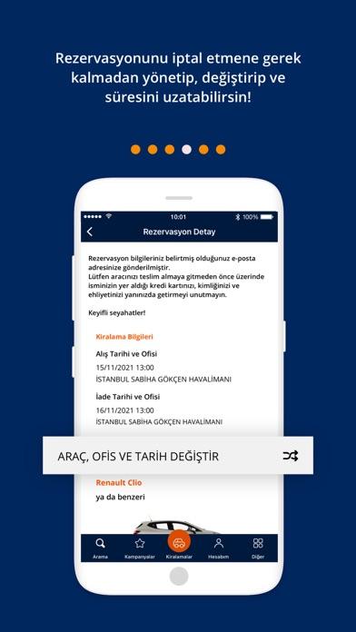 Budget Türkiye screenshot 4