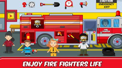 私の消防署の町の生活紹介画像1