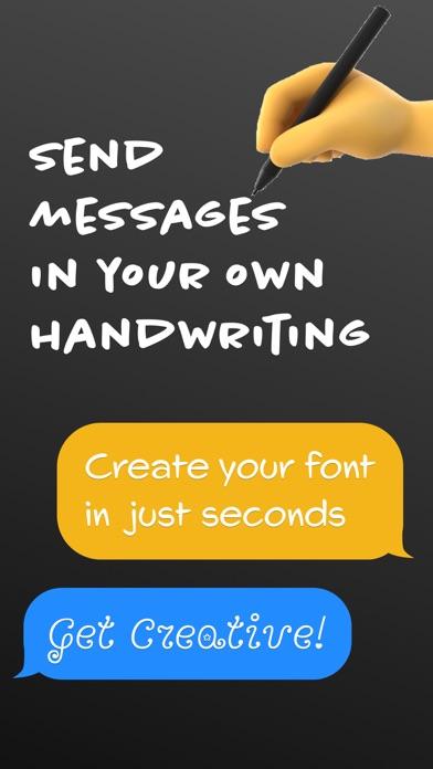 Fontmaker - Font Keyboard App screenshot 1