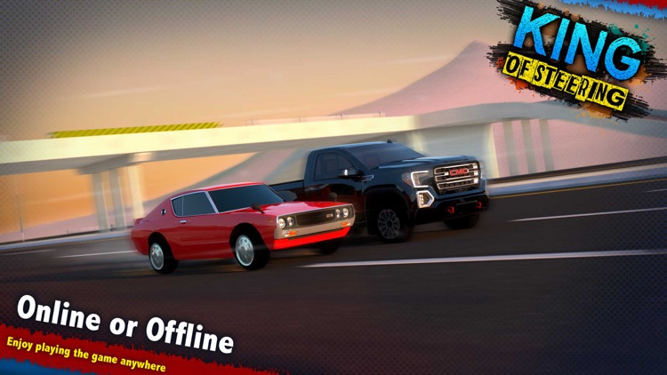 King Of Steering - KOS Drift screenshot-6