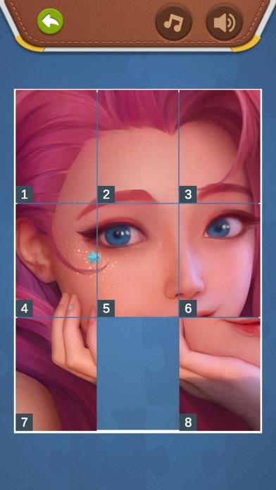 Number Puzzle- klotski Riddle紹介画像5