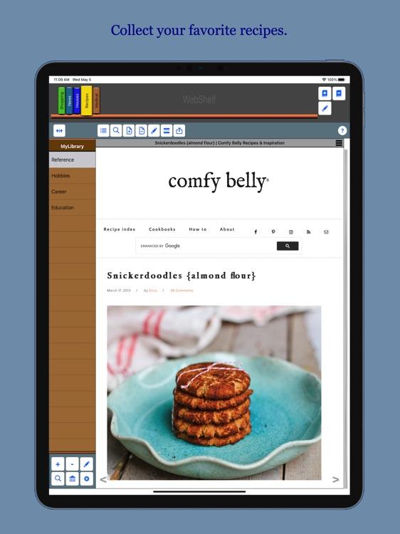 WebShelf