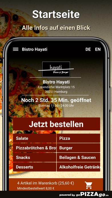 Bistro Hayati Hamburg screenshot 2