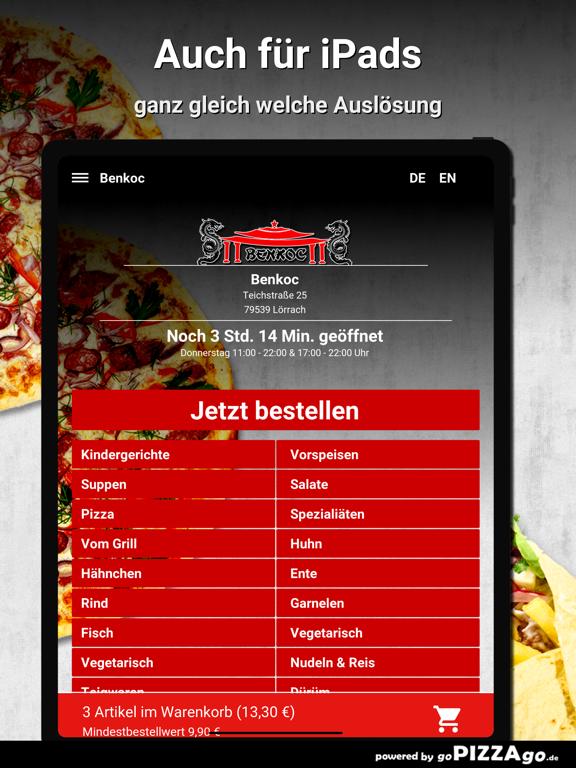 Benkoc Lörrach screenshot 7