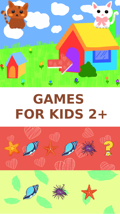 Baby Games:Fun Shapes for Kids screenshot 1