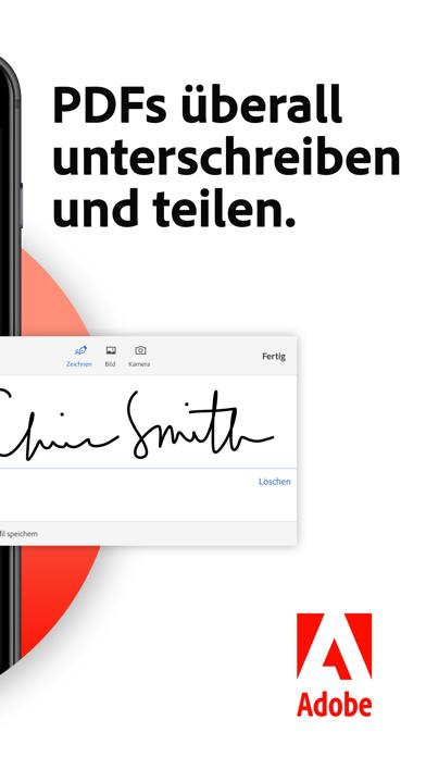 Adobe Acrobat Reader für PDFScreenshot von 8