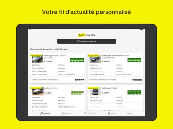 Screenshot #6 pour AutoScout24: marché automobile